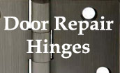 Door Repair and Hinges at Broad Ripple Lock Service