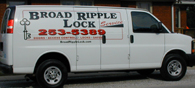 Service from Broad Ripple Lock Service Indianapolis